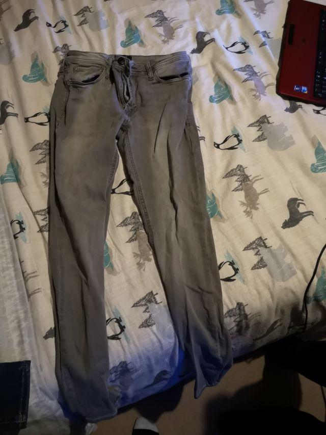 Grey Jack Jones jeans