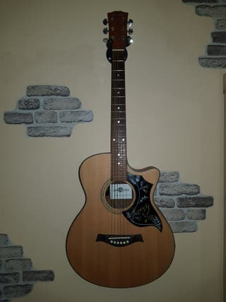 guitarra acustica gear4music
