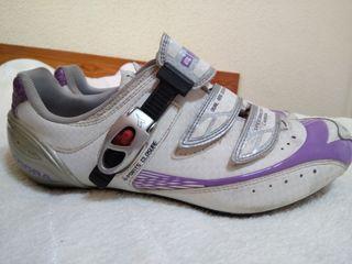 zapatillas ciclismo CARBONO 43