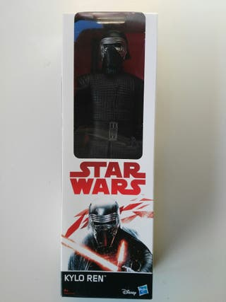 Figura Star Wars Kylo Ren nueva 30 cm