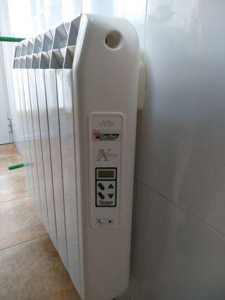 radiador calefactor eléctrico 7 elementos 770w