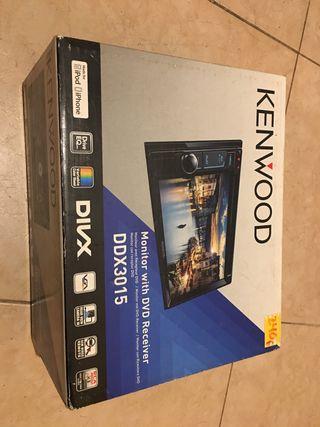 Monitor Kenwood.