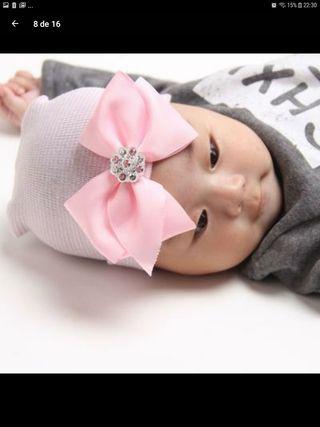 Gorro bebé recién nacido