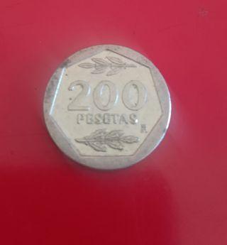 Moneda 200 pesetas