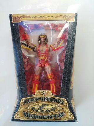 Figura Ultimo Guerrero WWE Ultimate Warrior nueva.