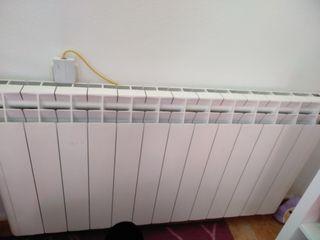 calefactor radiador 13elementos 1430w bajo consumo