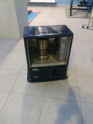 Estufa queroseno