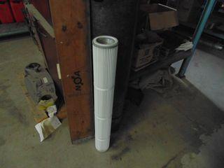 filtro captador polvo