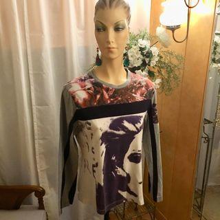 Camiseta just Cavalli ( Dior Prada Gucci )