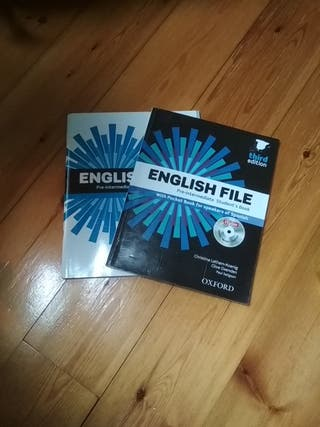English File pre-intermediate. Third Edition