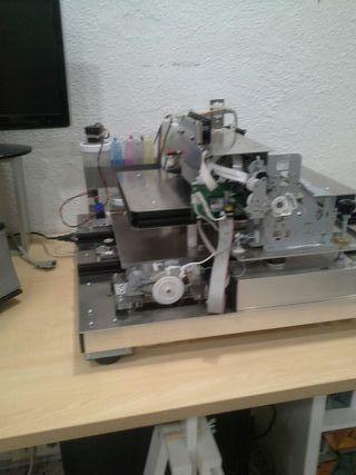 Impresora camisetas dtg