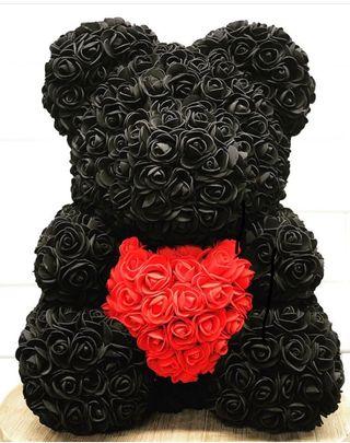Osos de rosas para para #cumpleaños, #aniversario