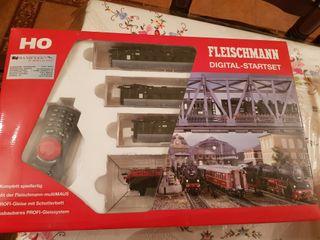 tren eléctrico digital fleishman