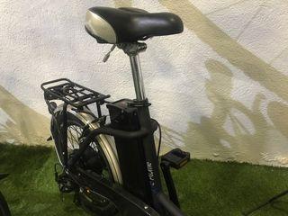 Bicicleta de paseo electrica
