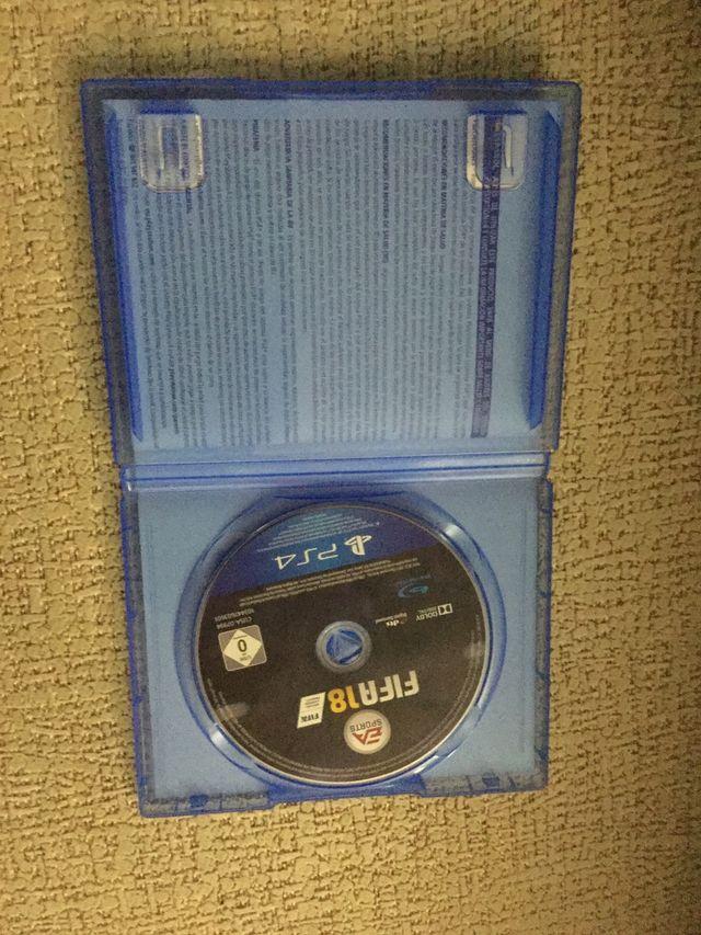 FIFA 17+FIFA 18 PS4