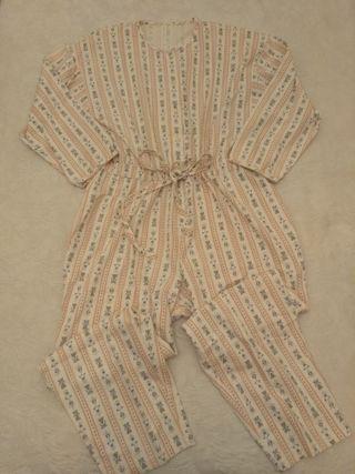 mono pijama mujer ositos