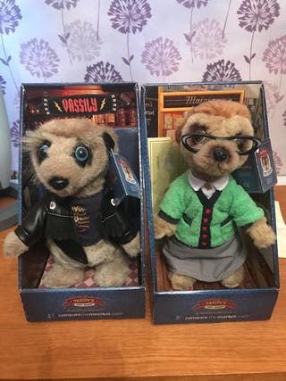 colectible meercat toys