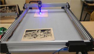 Laser OKU 600 CNC