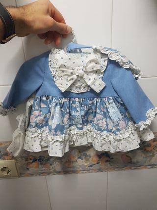 Vestido bebé dolce petit