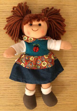 Nueva muñeca trapo