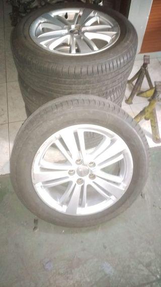 Neumáticos de seat medidas 205/65r16