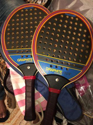 Raquetas Marcraft USA