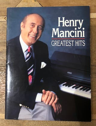 partitions Henri Mancini Greatest hits