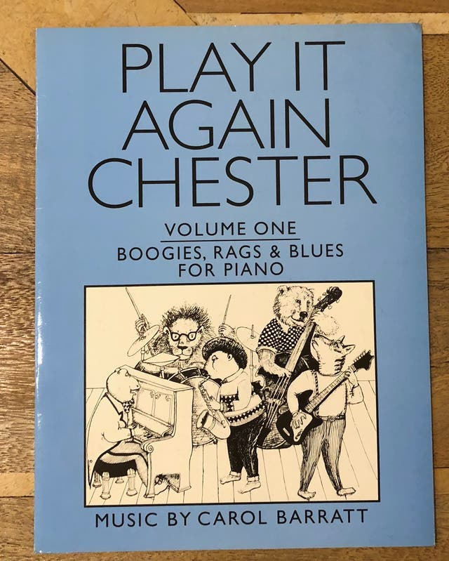 Play it Again Chester Vol.1 pour Piano