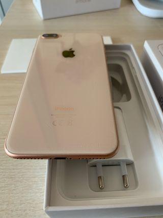 IPHONE 8PLUS 64GB ORO ROSA HOY