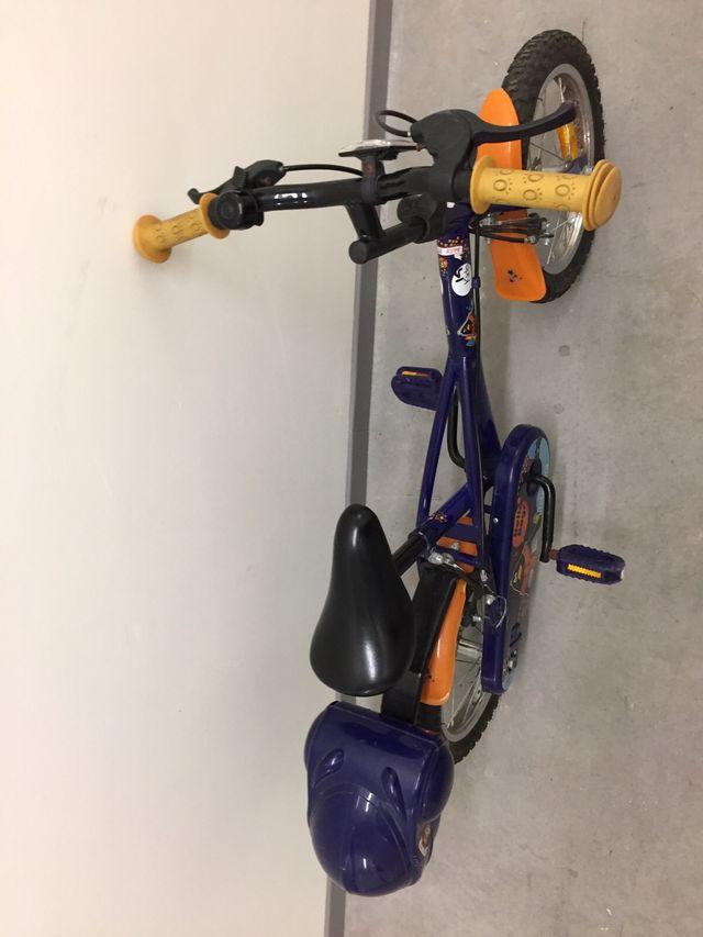 Bicicleta niño Carrefour