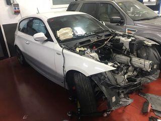 Despiece BMW 118D E87