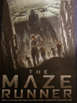 Book: The Maze Runner