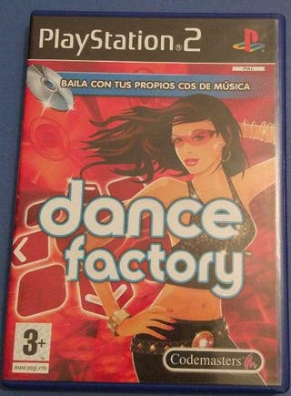 Dance factory. Playstation 2
