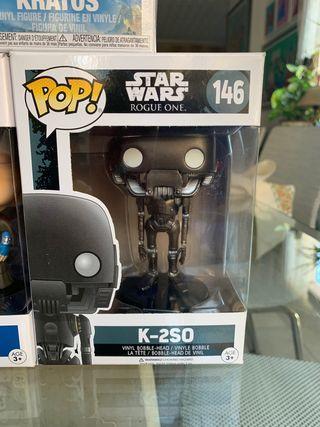 Funko Pop K2SO Star Wars