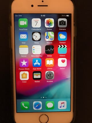 IPhone 6s Plata 16gb