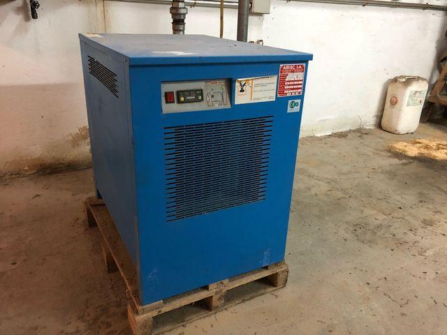 Secador aire compresor