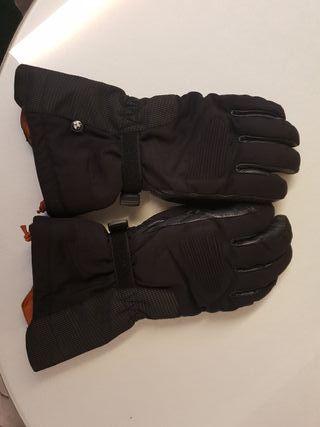 guantes de invierno bmw
