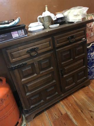 Mueble antiguo de segunda mano por 40 en a coru a en - Segunda mano coruna muebles ...