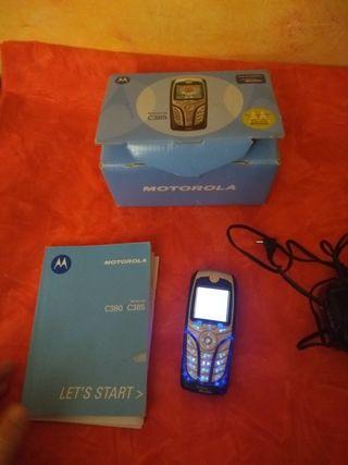 Teléfono Motorola c385