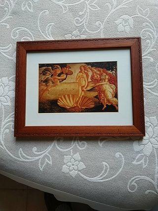 """Cuadro """"Nacimiento de Venus"""""""