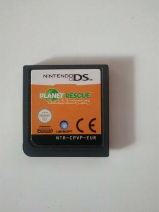 Videojuego Nintendo DS Planet Rescue