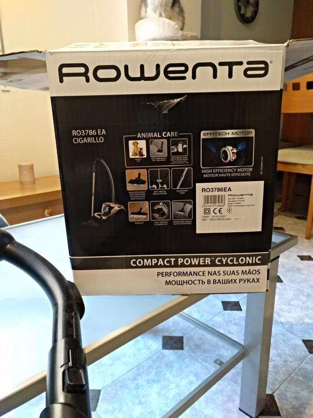 Aspiradora Rowenta CompactPowerCyclonic (Garantía)