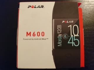 pulsometro Polar M600