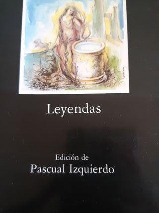 leyendas(Gustavo Adolfo Bécquer
