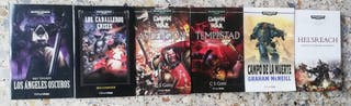 Libros Warhammer 40k