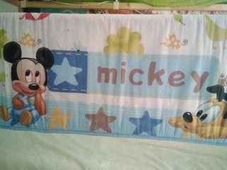 Barandilla cama infantil Disney