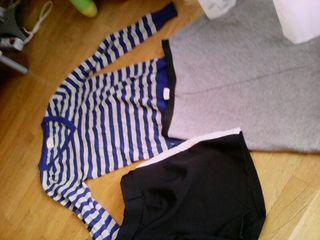 lote ropa de la m