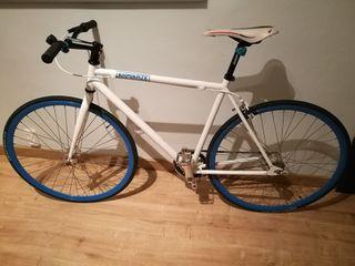 Bicicleta Kamikaze fixie