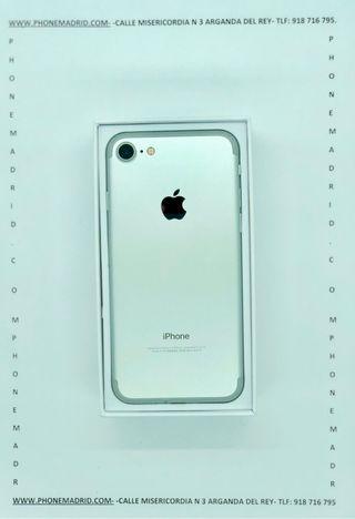 Iphone 7 32Gb con caja y accesorios