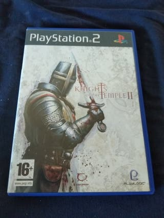 KHIGHTS TEMPLE 2 ps2